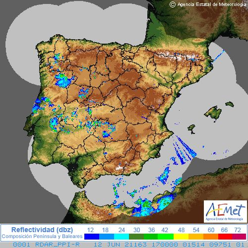 Radar Spain cycle 2