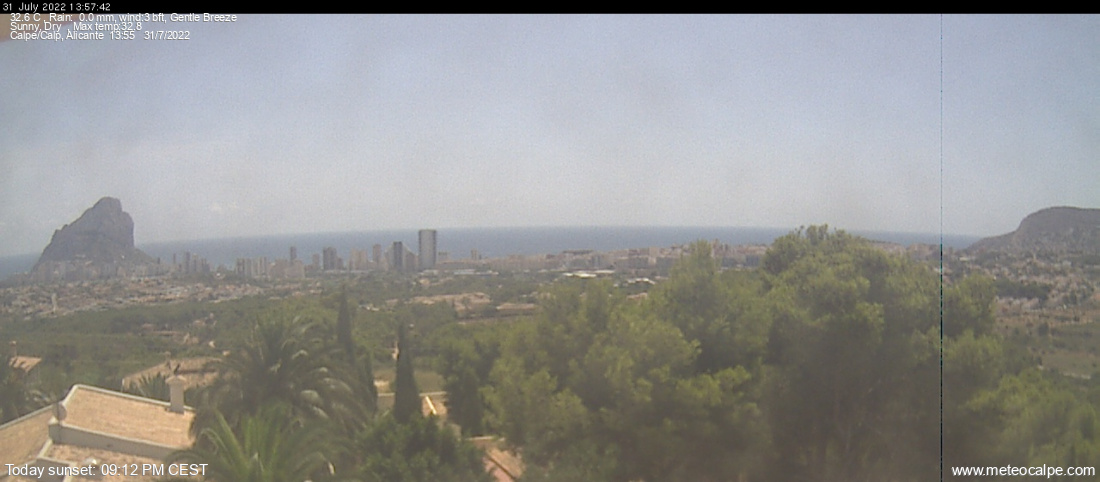 webcam image 3 min ago